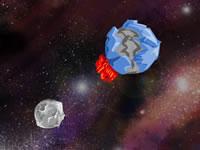 Jeu Orbital Artillery