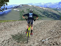 Jeu 3D Mountain Bike