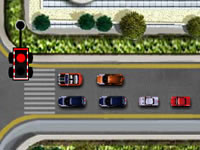 Jeu gratuit L.A Traffic Mayhem