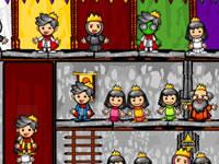 Jouer à Finding Fairytales Castle Party