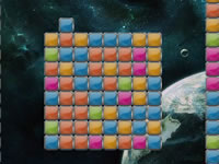 Jeu Bricks in space