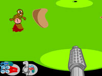 Jeu Gopher War