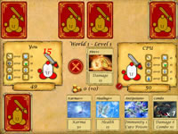 Jeu gratuit Doyu Card Battle
