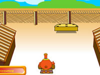 Jeu Chicken Run