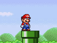 Jeu Super Mario Bros - Star Scramble