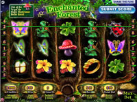 Jeu Enchanted Forest