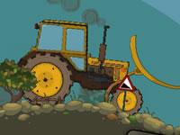 Jeu gratuit Tractors Power