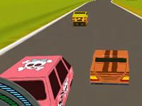 Jeu Zombie Racing