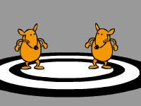 Jeu Kangoo vs. Kangoo