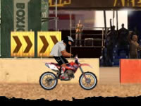 Jeu Moto-X Arena