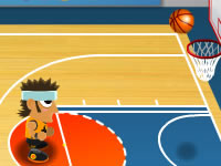 Jeu Mooncup Basketball Shootaround Challenge