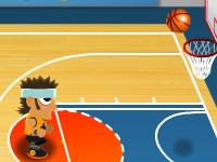 Jouer à Mooncup Basketball Shootaround Challenge