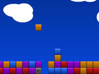 Jeu Falling Blocks