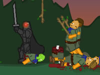 Jeu gratuit Staggy the boyscout slayer II