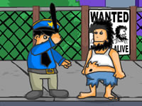 Jeu Hobo 3 Wanted