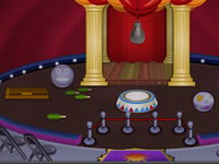 Jeu Circus Tent Escape