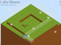 Jouer à Cube Mower
