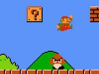 Jeu gratuit Super Mario Bros - Crossover