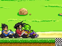 Jeu Dragon Ball Kart