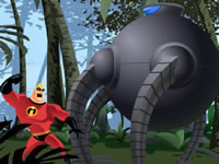 Jeu The Incredibles Save the Day!