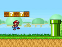 Jeu Super Mario Bros - Star Scramble 2