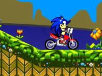Jeu Sonic Moto