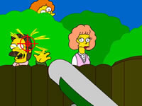 Jeu Homer the Flanders Killer 2
