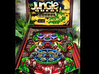 Jeu Flipper - Jungle Quest