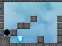 Jeu gratuit Ball from the clouds