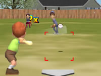 Jeu Backyard Sports - Sandlot Sluggers
