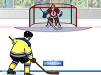 Jeu Ice Hockey Challenge