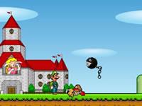 Jeu Mario Defender