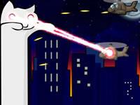 Jeu Catnarok - Longcat Rampage