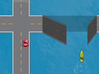Jeu Traffic Madness - Waterways Edition