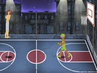 Jeu World Basketball Challenge