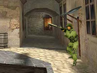 Jeu Counter Strike - Training