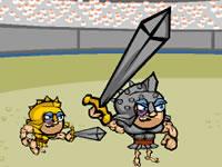 Jouer à Gladiator