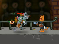 Jeu Zombies Mice Annihilation