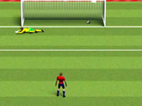 Jeu gratuit Penalty 2010 Shootout