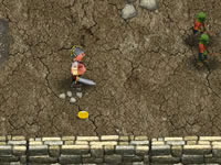 Jeu gratuit Fat Warrior