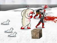 Jeu Polar Bear Payback