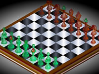Jeu Flash Chess 3D
