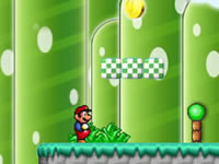 Jeu New Mario Flash