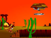 Jeu Tamale Loco : Rumble in the Desert I