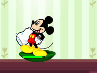 Jeu Mickey And Friends in Pillow Fight