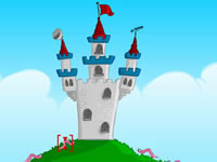 Jeu Crazy Castle