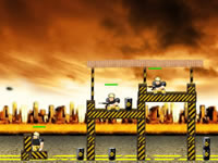 Jeu Ultimate Cannon Strike 2