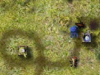 Jeu Scorched Land Defence