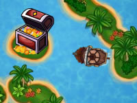 Jeu Pirate Treasure