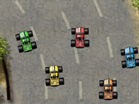Jeu Monster Truck Racing